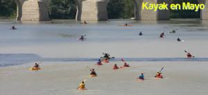 Kayak en Mayo